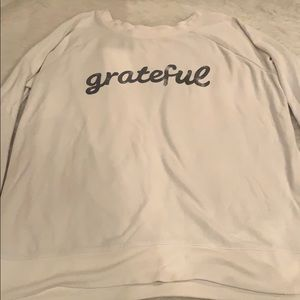 Grateful sweatshirt M